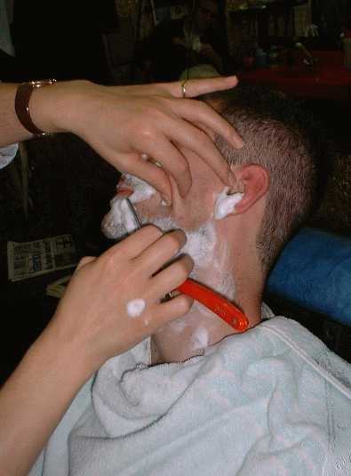 a close shave 1
